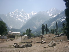 Mountains.. (sharjeelbhutto) Tags: pakistan mountains glacier kalam sawat