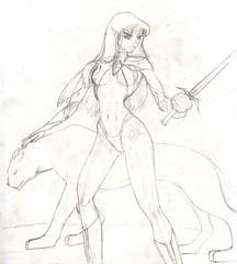 Sketch1 (kuritsutian) Tags: mine jiraiya