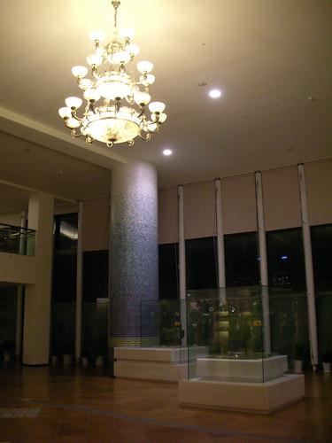 波西塔諾館大廳