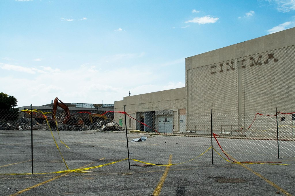 The Fall of Western Plaza