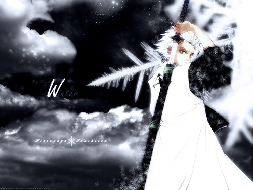 hitsugaya wallpapers. Toushiro Hitsugaya Wallpaper