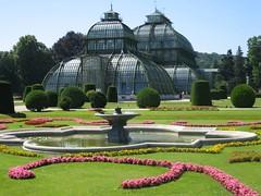 Schönbrunn Palace Palm house