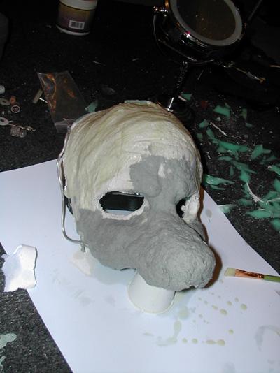 Add clay