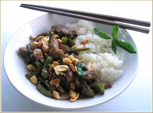 Thai Chili Beef