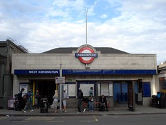 Picture of West Kensington Station