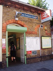 Picture of East Dulwich Station
