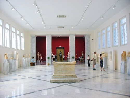Athens, Greece - Marble Museum