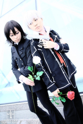 Vampire Knight others Cosplay