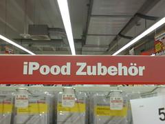 iPood Zubehör