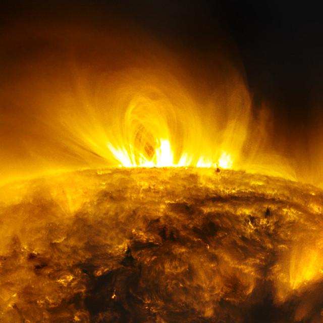 Solstice Flares