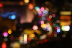 Bokeh Vegas (AgentThirteen) Tags: vegas lights lasvegas bokeh citylights vegasstrip vegaslights bokehriffic bokehlicious bokehtastic bokehgasm