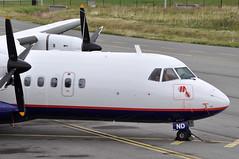 ATR 42-320 MSN 363 F-WKVD OJ (A380spotter) Tags: toulouse blagnac oj ola tls 320 atr42 lfbo avionsdetransportrgional latcoreaeroservices fwkvd overlandairways 5nbnd