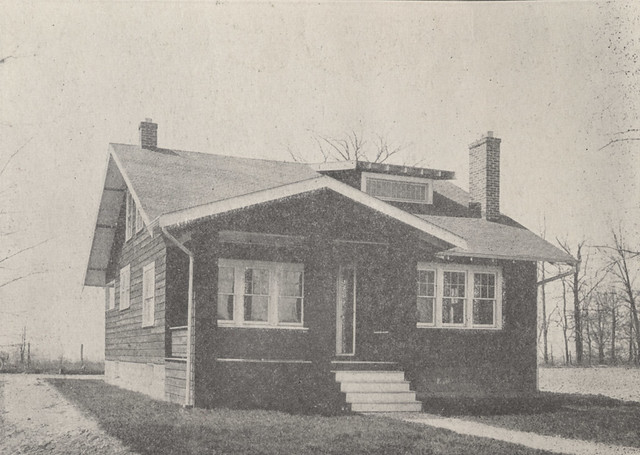 1327 Mulford Road in Grandview Heights 1919 by UA Archives  Upper Arlington History