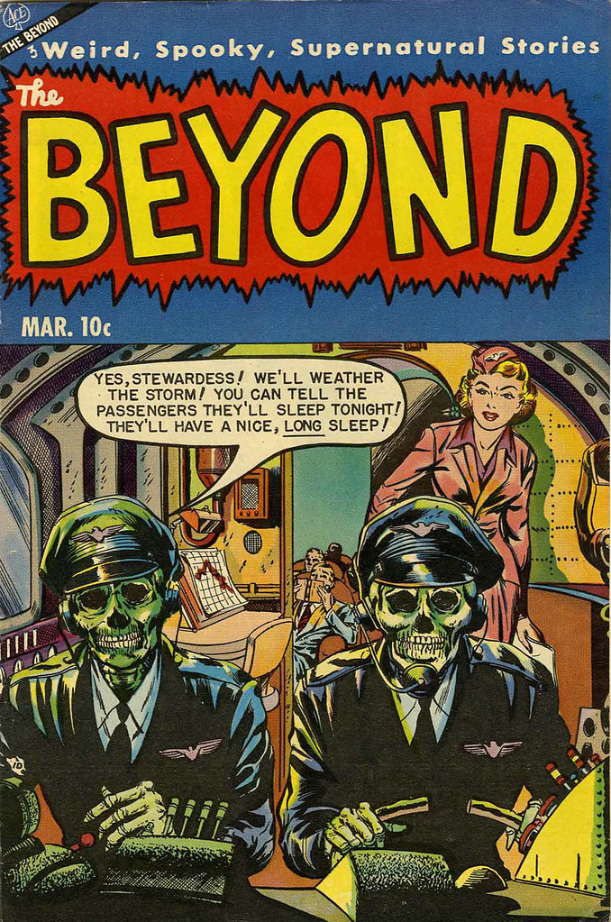 The Beyond #25