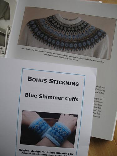The Blue Shimmer