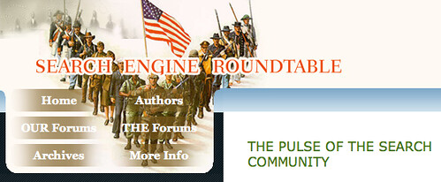 Search Engine Roundtable Veteran's Day 2010