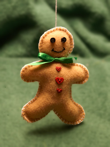 Gingerbread man (6887)