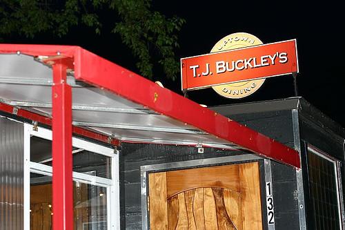 T.J Buckley