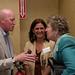 Bill Gardner, Nancy Tobi and Barbara Pressly