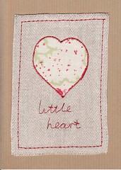 little heart (katydid.org.uk) Tags: handmade katydid wwwkatydidorguk