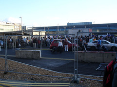 LHR T3 evacuation excitement