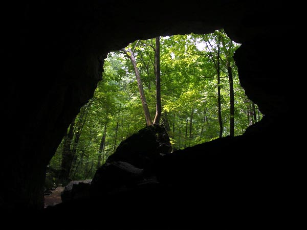 Image of a cave