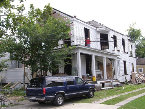 new orleans renovation: architectural salvage: rewards and risks