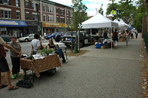 Greenmarket, Cortelyou Road
