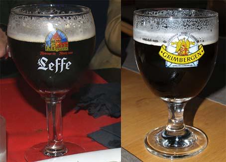 Leffe&Grimbergen