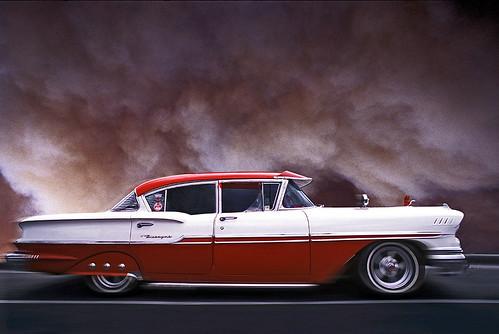 Car & smoke