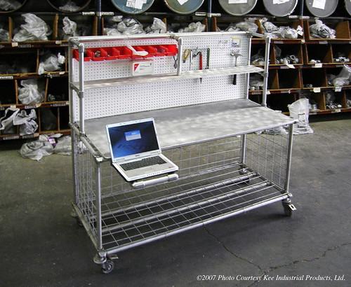 Kee Lite Warehouse Cart
