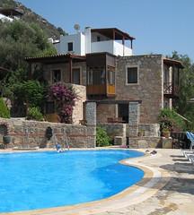 Tas Evlar Villa, Gundogan, (near Bodrum), Western Turkey (Paulsydney) Tags: turkey gndoan gundogan tasevler taevmodelleri