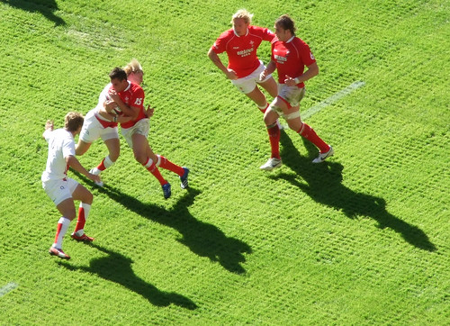England vs. Wales - Investec Challenge