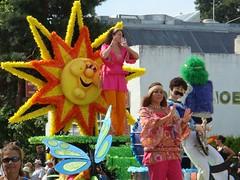 Penticton Peachfest Parade
