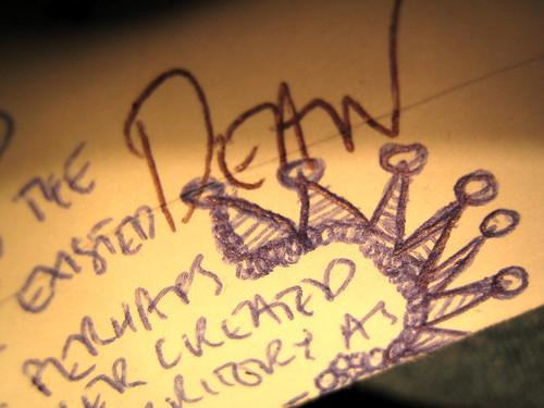 Dean doodle