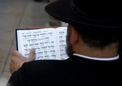 Jewish man Studying (Tonym1) Tags: israel