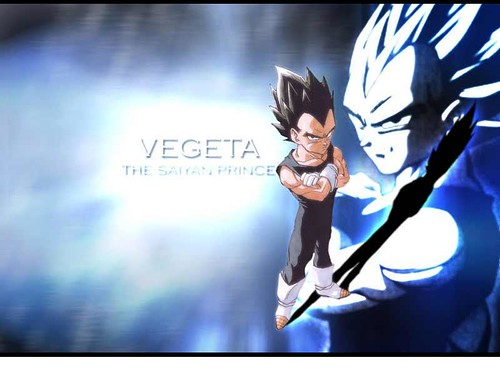 dragon ball z wallpapers vegeta