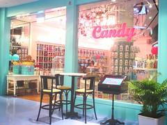 Corduroy Candy, Vivocity