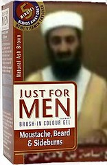 Osama Bin Laden - Just For Men