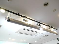 USTREAMスタジオ渋谷 照明 kino flo top