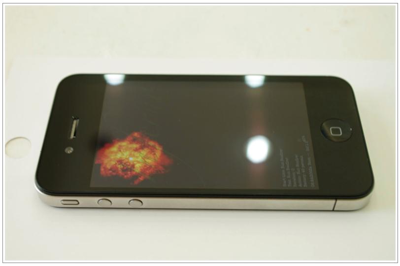 Apple iPhone 4G Prototype