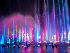 World of Color (rpmckay) Tags: world color disneyland disney mickey finale dca disneylandresort wonderfulworldofcolor worldofcolor funwheel mickeyfunwheel