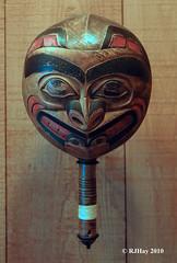 Haida Shaman Rattle - Museum of Civilization