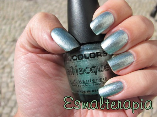 L.A.Colors_Metallic Green+4