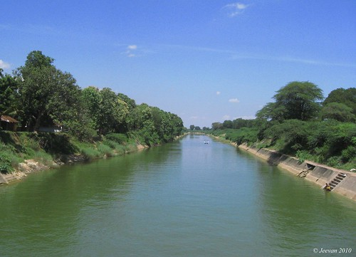 Cauvery irrigational canal