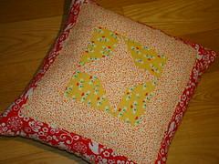 almofada n+20 (dauiela) Tags: eu que pillow patchwork almofada fui fiz