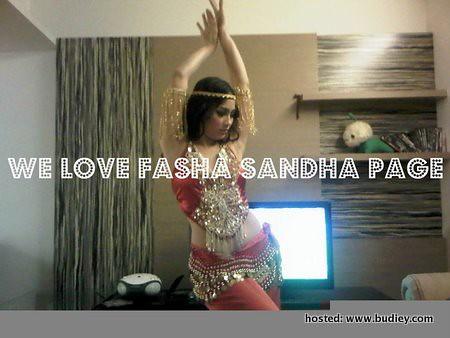 Fasha Sandha