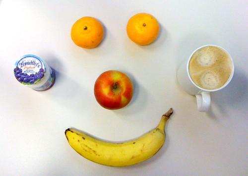 Landliebe, Clementinen, Holsteiner Cox & Banane