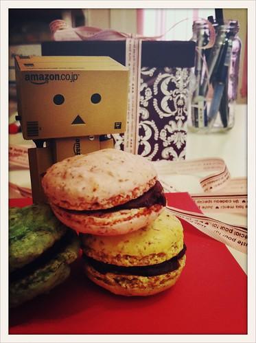 Parisian Macarons 6