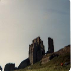 Corfe Castle 1983